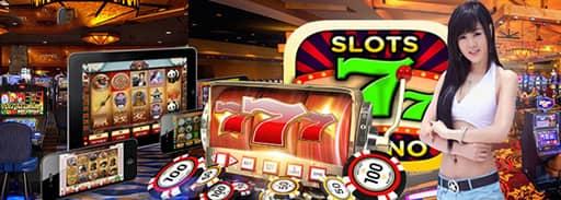 オンラインカジノのスロットについて